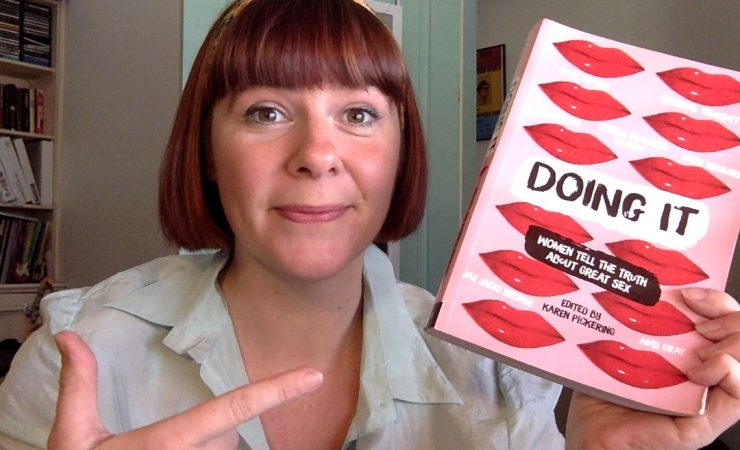 Video Book Club: 'Doing It': how it can help your sex life and self-worth