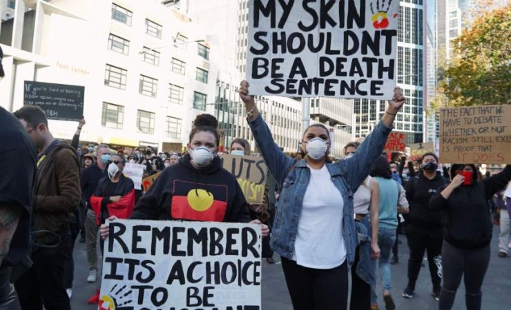 How can I be an ally to Aboriginal people?